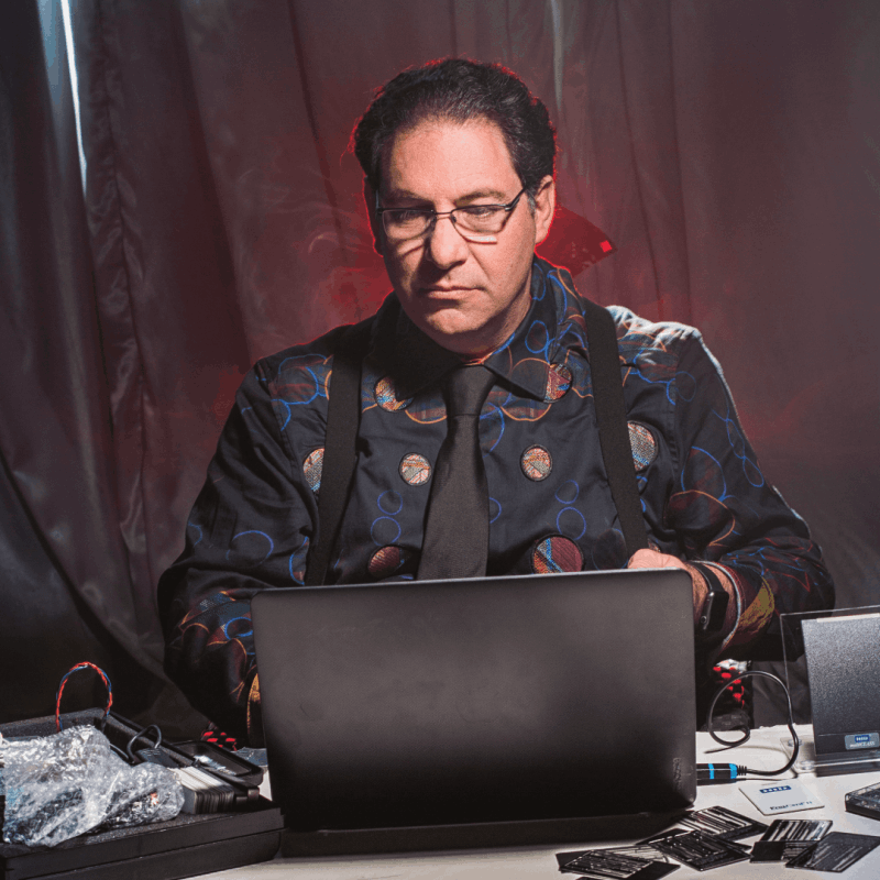 Keynote Speaker | Keynote Vortrag | Sicherheit Check | Hacker | Cyber Security | Kevin Mitnick