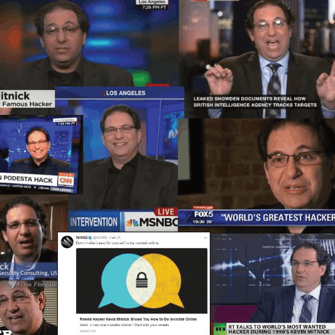 Keynote Speaker | Keynote Vortrag | Penetration Tester | Hacker | Cyber Security | Kevin Mitnick